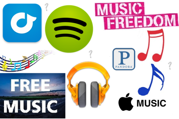 Free Music Streaming